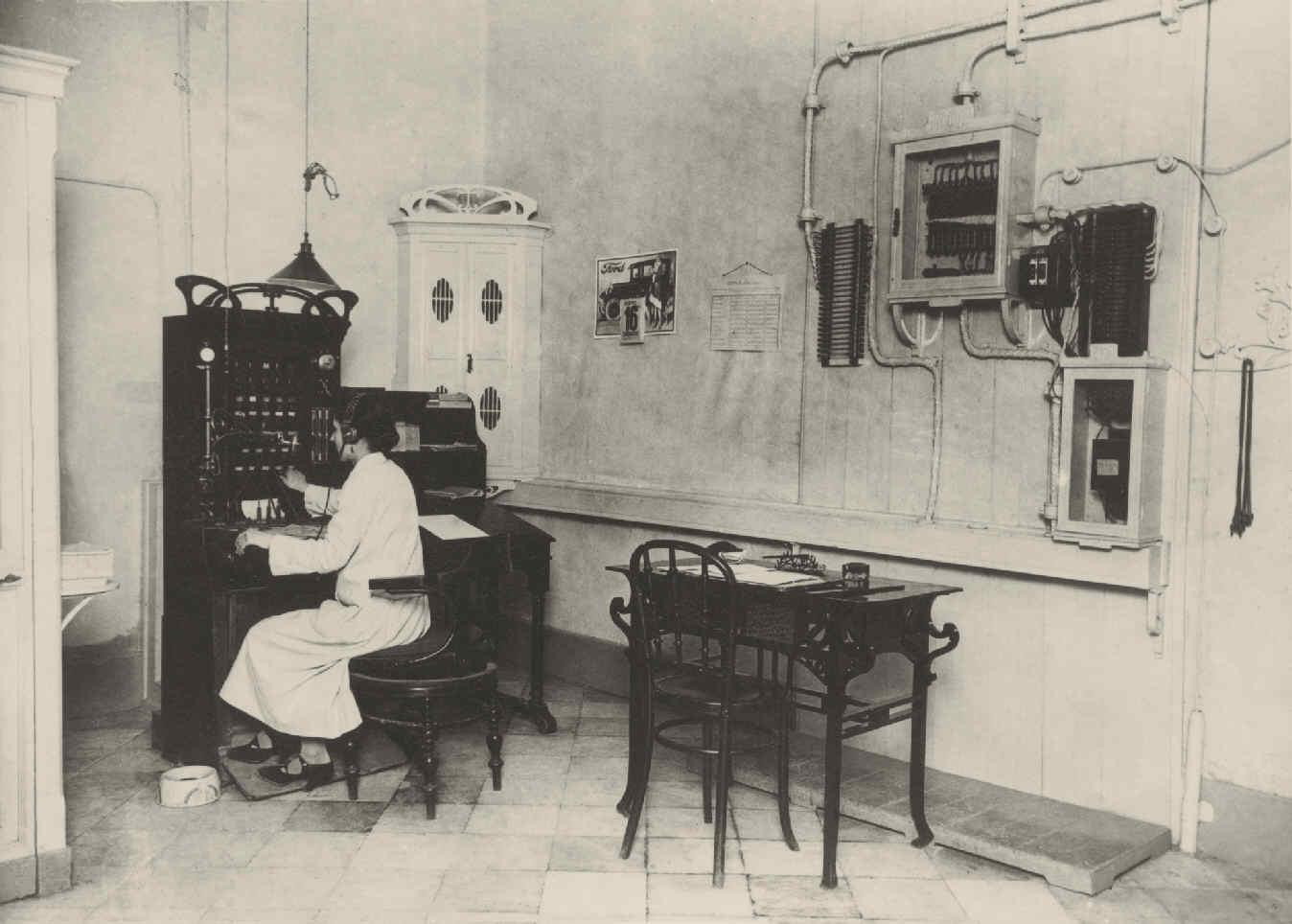 Archivo fotogr fico fundaci n telef nica espa a for Oficinas sabadell sevilla