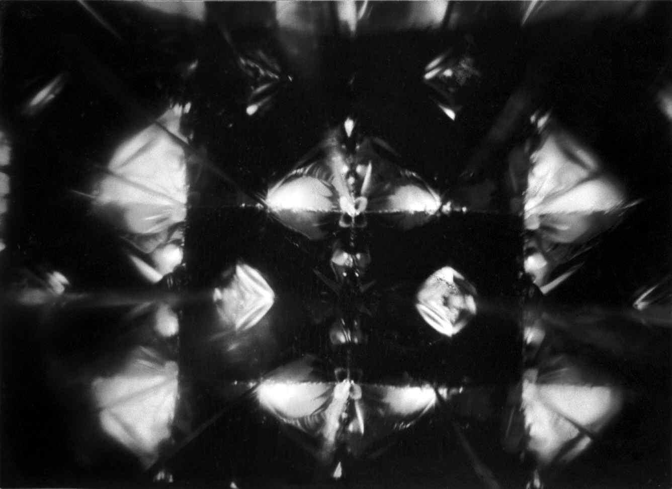 COPPOLA, Horacio, <i>Interior de prisma</i>