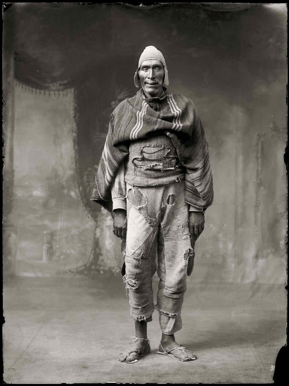CHAMBI, Martín, <i>Gigante de Paruro, Juan de la Cruz Sihuana</i>
