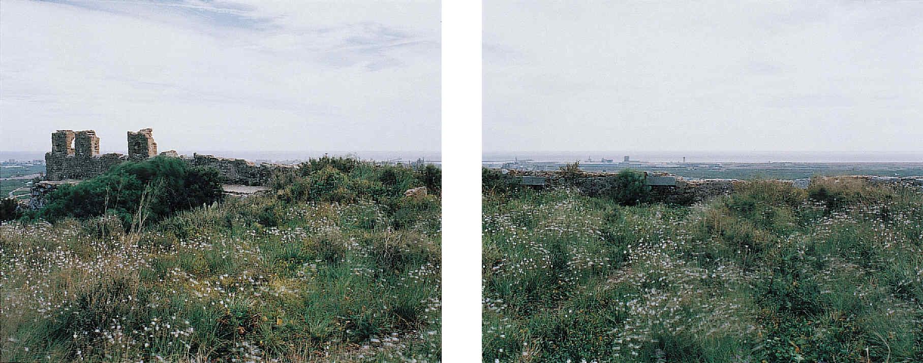 BLEDA Y ROSA, <i>Sagunto, primavera del 219 a.J.C.</i>