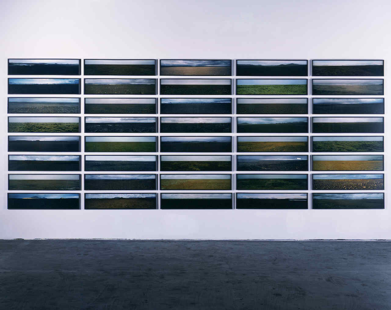 ELIASSON, Olafur, <i>The horizon series</i>