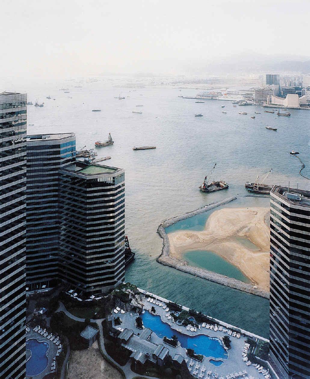GURSKY, Andreas, <i>Hong Kong Port</i>