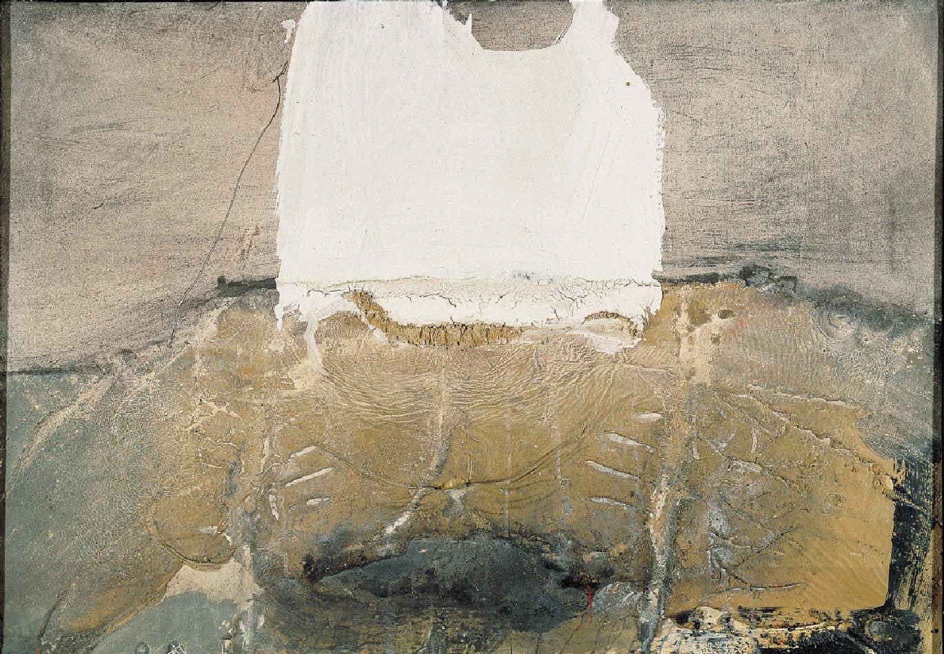 TÀPIES, Antoni, <i>Pintura</i>