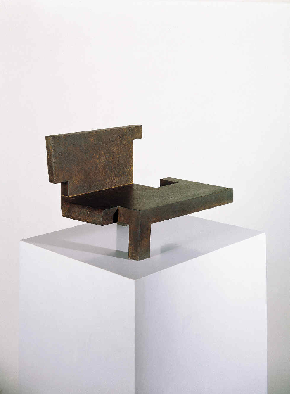 CHILLIDA, Eduardo, <i>Gnomon III</i>