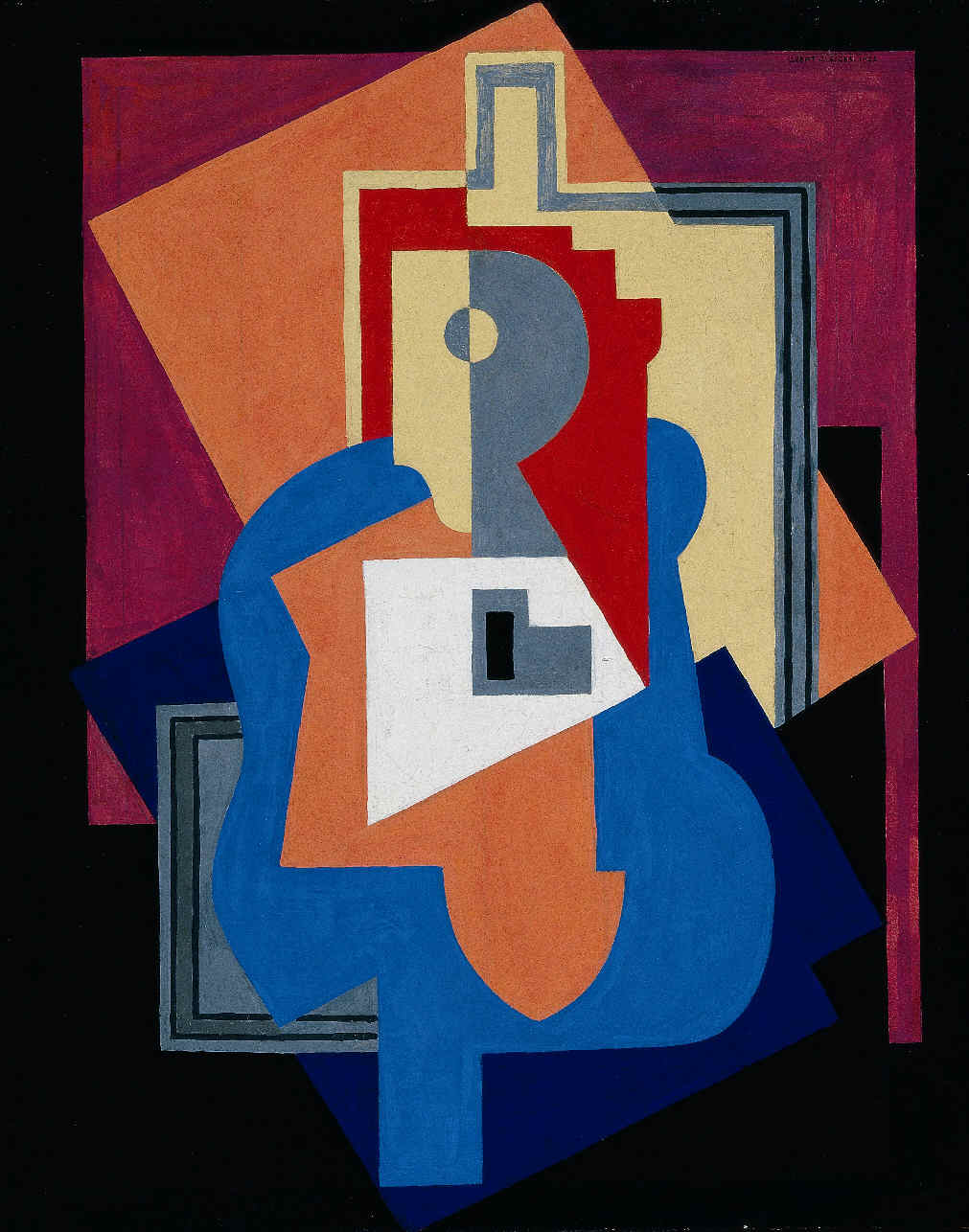 GLEIZES, Albert, <i>Composition</i>