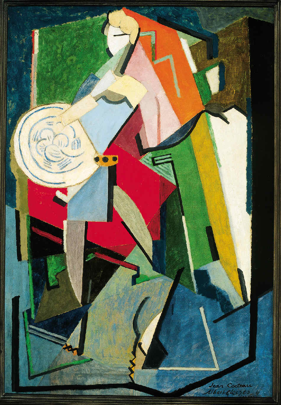 GLEIZES, Albert, <i>Jean Cocteau</i>