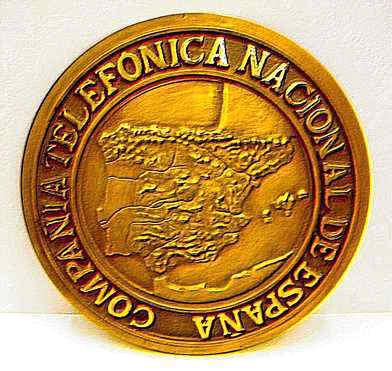 compania telefonica nacional espana: